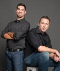 Addicted Realty Brokers - George Anderson and Ken Calder