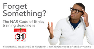 National Association of Realtors® 2017 Code of Ethics Training
